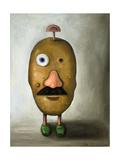 Misfit Potato 2 Giclee Print by Leah Saulnier