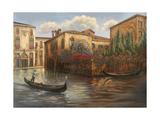 Gondola I Giclee Print by Judy Mastrangelo
