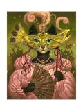 Incatneato Giclee Print by Jeff Haynie