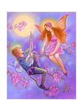 Fairy Serenade Impressão giclée por Judy Mastrangelo