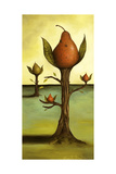 Pear Tree 1 Giclee Print by Leah Saulnier