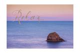 Relax Stampa giclée di Tina Lavoie