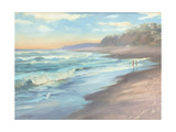 On the Beach Giclee Print by Steve Henderson