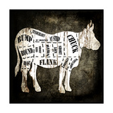 Butcher Shop II Giclee Print by  LightBoxJournal
