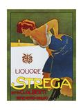 Spirits018 Giclée-Druck von Vintage Lavoie