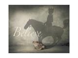 Believe 2 Lámina giclée por  J Hovenstine Studios