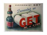 Pipperment Get Giclée-Druck von  Vintage Apple Collection