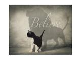 Believe 1 Giclée-tryk af  J Hovenstine Studios