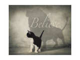 Believe 1 Gicléedruk van  J Hovenstine Studios