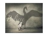 Believe 4 Giclée-Druck von  J Hovenstine Studios