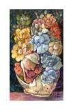 Pretty Flowers Giclee Print by  Skarlett