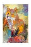 Fox Giclée-Druck von Richard Wallich