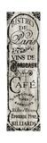 Paris Bistro I Gicléedruk van  Color Bakery