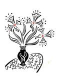 73CO Reproduction procédé giclée par Pierre Henri Matisse