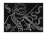 2 Gicléetryck av Pierre Henri Matisse