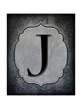 Letter J Giclee-trykk av  LightBoxJournal