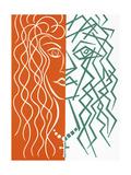 2 LC Giclee Print by Pierre Henri Matisse