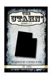 States Brewing Co Utah Giclee-trykk av  LightBoxJournal