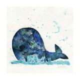 Little Whale Reproduction procédé giclée par  Wyanne