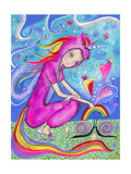 Love Is Love Giclee Print by  Wyanne