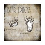 Moose Lodge 2 - Bear Tracks 2 Lámina giclée por  LightBoxJournal