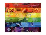 Gay Giclee Print by  Artpoptart