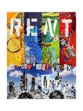 Rent Giclee Print by  Artpoptart