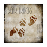 Moose Lodge 2 - Bear Tracks Giclée-Druck von  LightBoxJournal