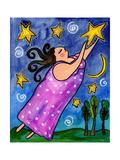 Big Diva Reach for the Stars Reproduction procédé giclée par  Wyanne