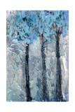 Winter Trees Reproduction procédé giclée par  Wyanne