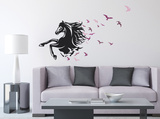 Horse Fantasy Adesivo de parede