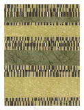 Linear Layers I Exklusivt gicléetryck av Jennifer Goldberger