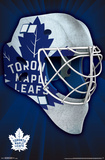 NHL: Toronto Maple Leafs- Logo Mask 16 Posters