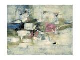 Abstract Cocktail Party 3 - Pastel Kunstdrucke von Gabriela Villarreal