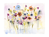 June's Flowers Posters by Karin Johannesson