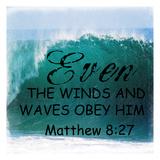 Obey Him Pôsters por Sheldon Lewis