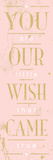 Wish Came True Poster di Jace Grey