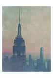 Let's Fly Away NY Poster par Ashley Davis