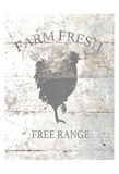 Farm House Fresh Posters par Victoria Brown