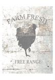 Farm House Fresh Art by Victoria Brown