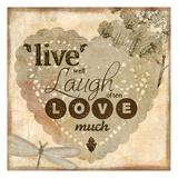Live Well Art by Kimberly Allen