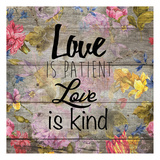 Love Patient Stampe di Victoria Brown