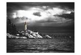 Lighthouse Arte por Vladimir Kostka