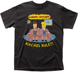 Beavis And Butt-Head- Nachos Rule T-Shirts