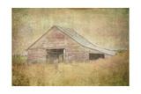 Tractor Barn Print by Ramona Murdock