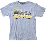 Boston Its All Here T-skjorter