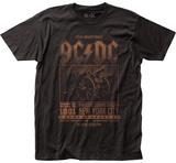 AC/DC- Madison Square Garden 1981 T-Shirts