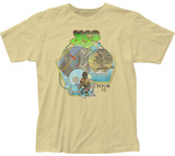 Yes- Going For The One '77 Tour Shirts