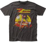 ZZ Top- Legs Mobile T-skjorter