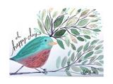 Oh Happy Day Affiches par Katie Doucette